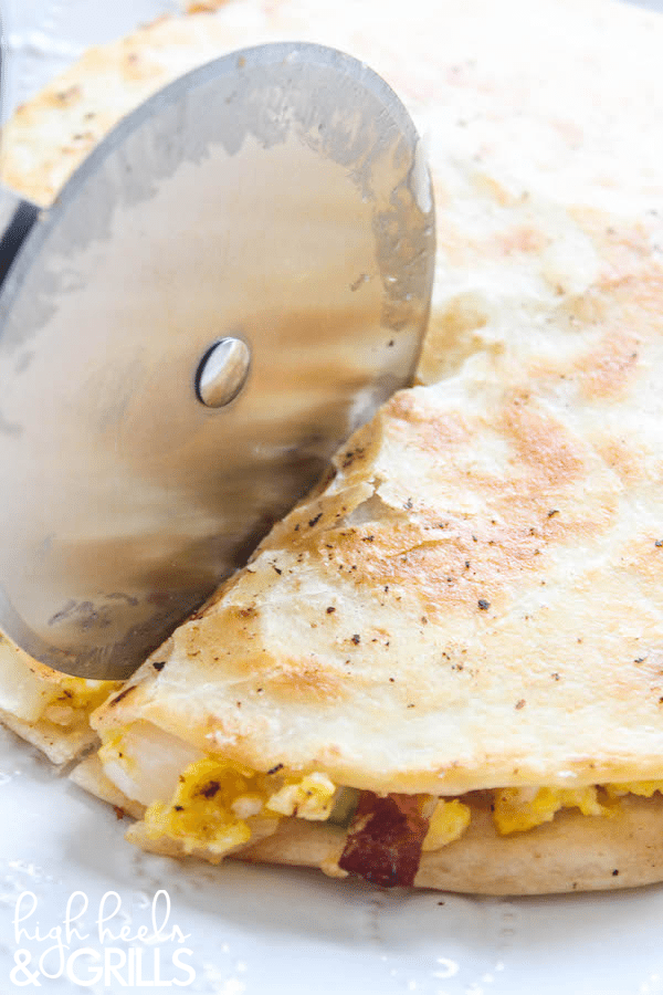 how to make crispy quesadillas in oven