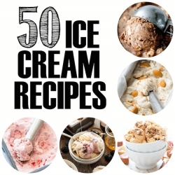 50 Ice Cream Recipes Square copy