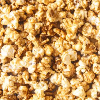 Brown Bag Crunchy Caramel Popcorn
