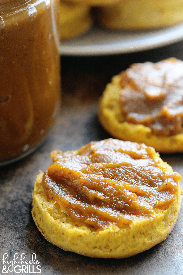 Pumpkin Butter recipe - A delicious, homey way to enjoy the fall season!