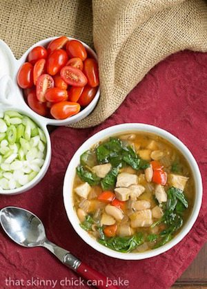 White Chicken Chili - 30 Minute Back to School Meals