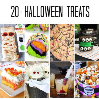 20+ Halloween Treat Ideas