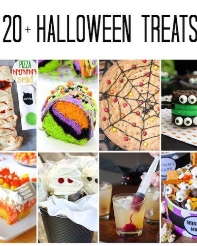 20+ Halloween Treat Ideas