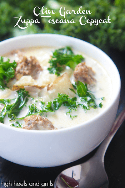 Olive Garden Zuppa Toscana Soup - Easy Meal Plan #12