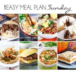 Easy Meal Plan #13