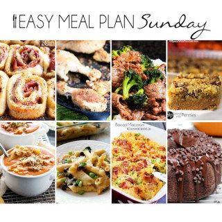 Easy Meal Plan #16