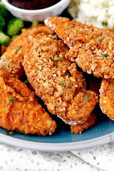 Best Baked Fried Chicken - Easy Meal Plan #17