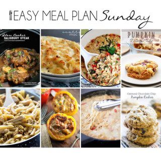 Easy Meal Plan #15