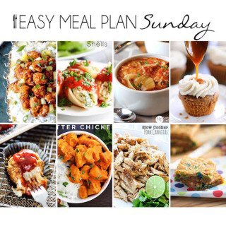 Easy Meal Plan #18