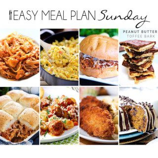 Easy Meal Plan #19