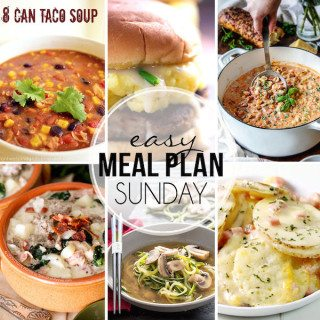 Easy Meal Plan #21