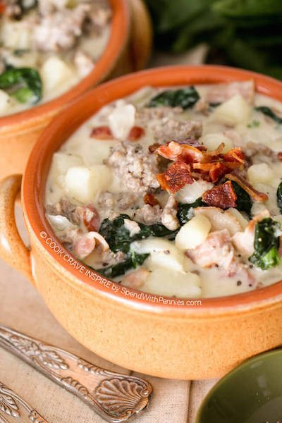 Zuppa Toscana - Easy Meal Plan #21