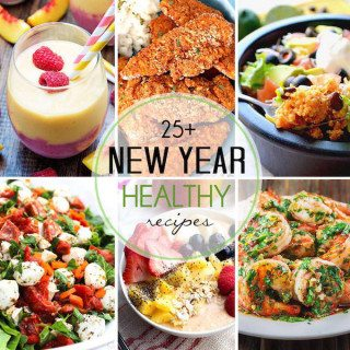 25+ Healthy Recipes
