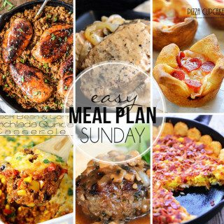 Easy Meal Plan #24