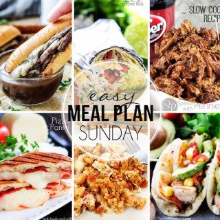 Easy Meal Plan #26