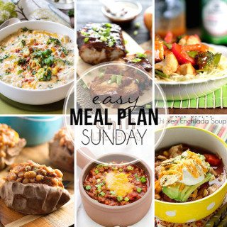 Easy Meal Plan #31