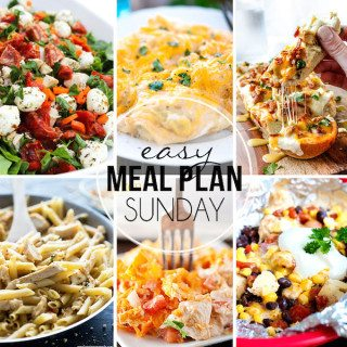 Easy Meal Plan #32