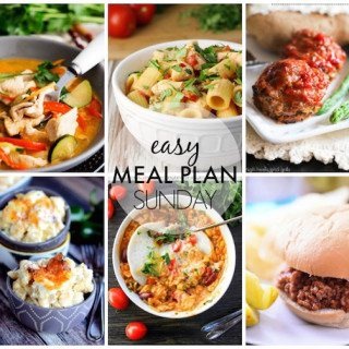 Easy Meal Plan #36