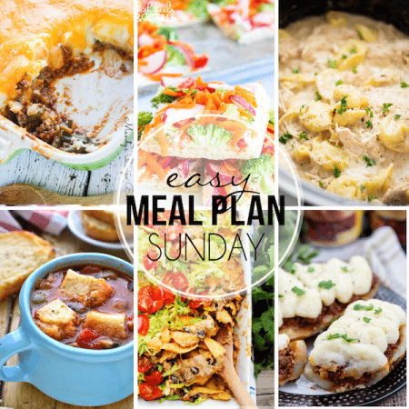 Meal Plan Week 35 FB