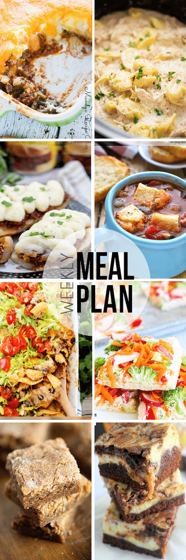 Meal Plan Week 35 Pin