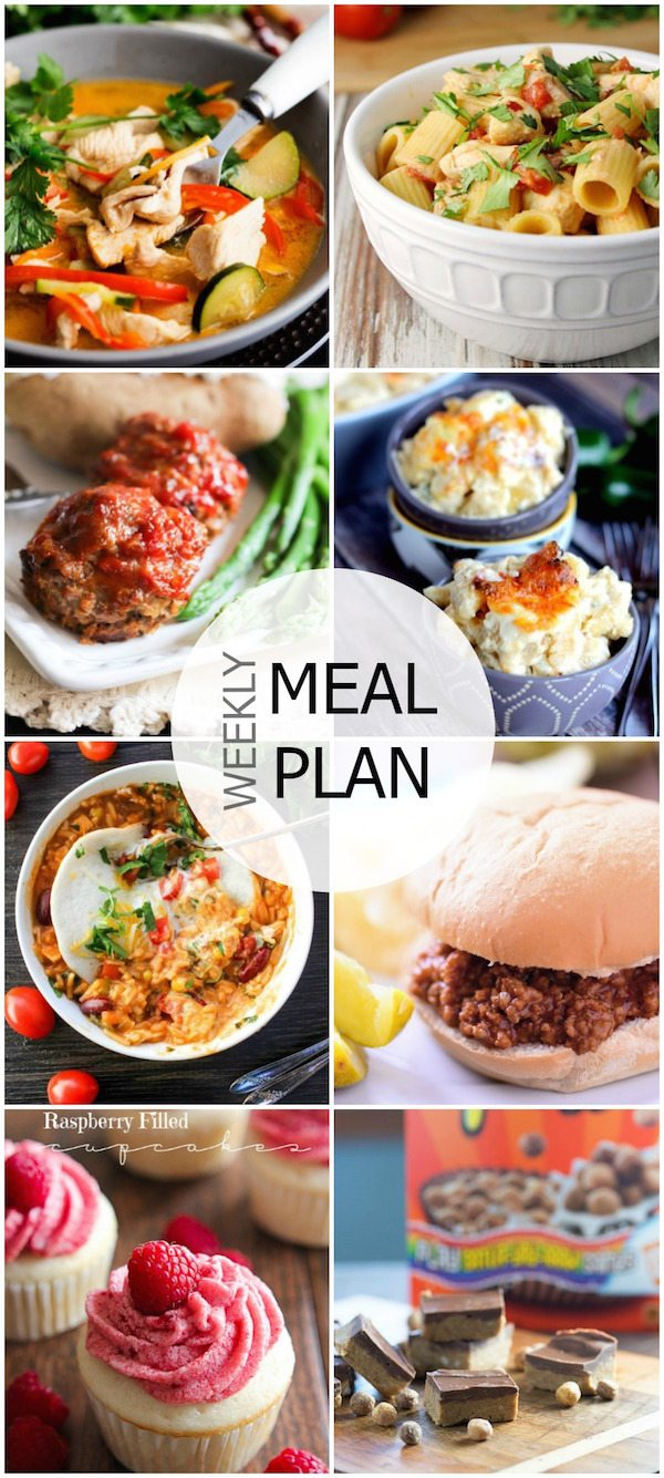 Pinterest meal plan 36