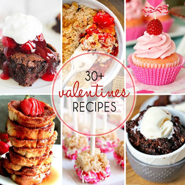 30 valentines day recipes