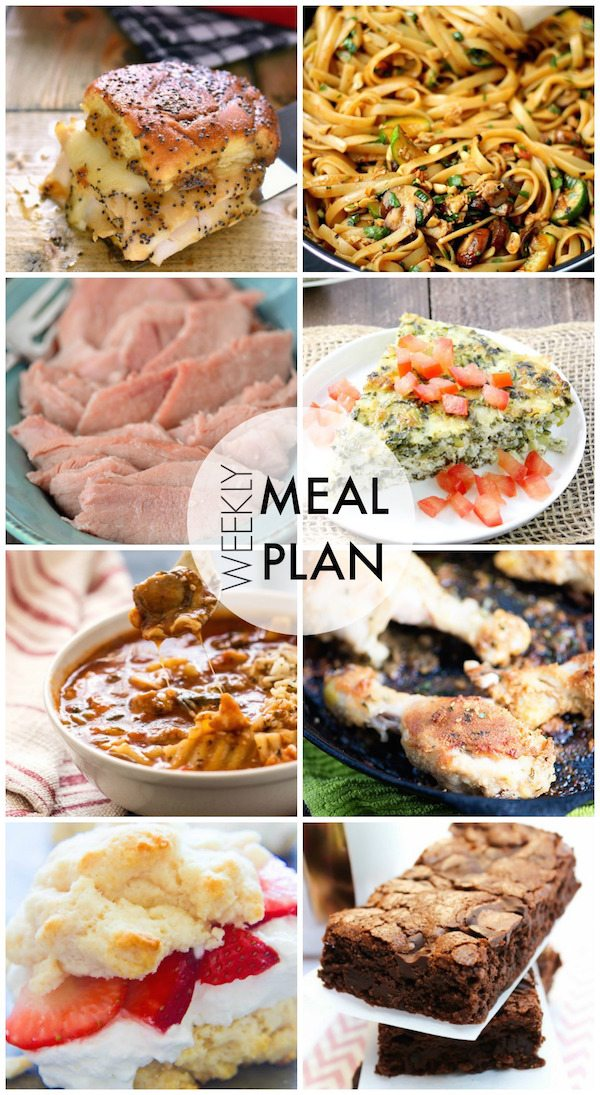 Pinterest meal plan 37