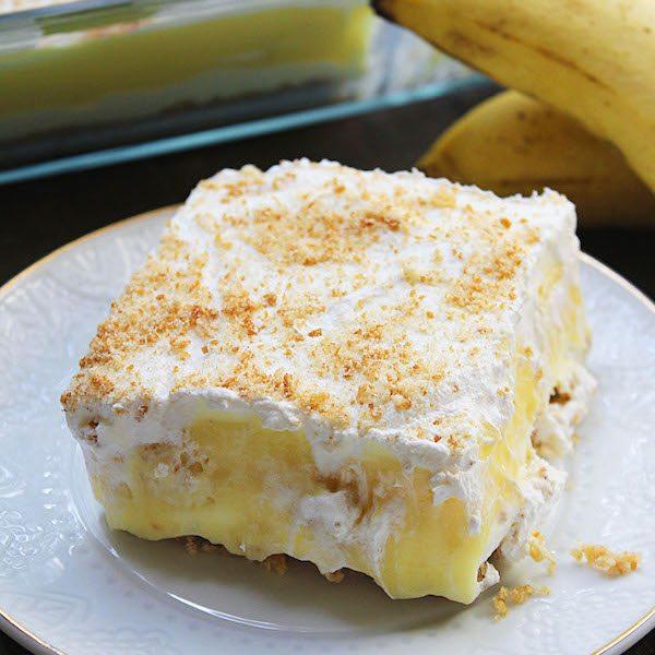 Nilla Wafer Banana Pudding Recipe No Bake
