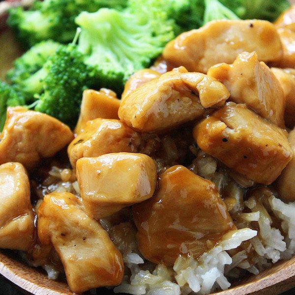 Easy Chicken Teriyaki 20 Minute Weeknight Meal High Heels And
