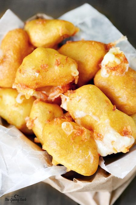 Best Appetizer Recipes - Fried Cheese Curds