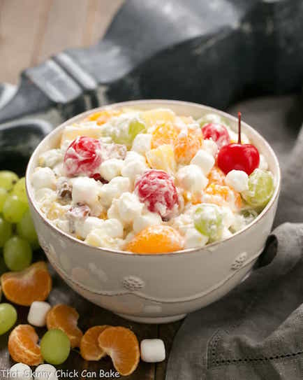 Ambrosia Salad - Best Easter Side Dish Recipes