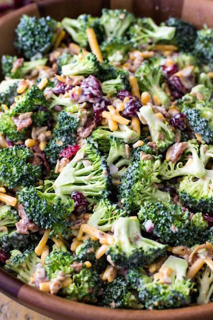 Broccoli Salad - Best Easter Side Dish Recipes