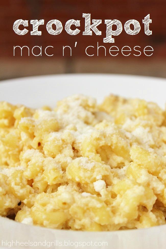 Crockpot Mac N Cheese High Heels And Grills