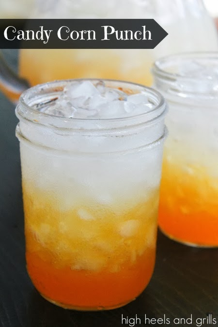 Candy Corn Punch