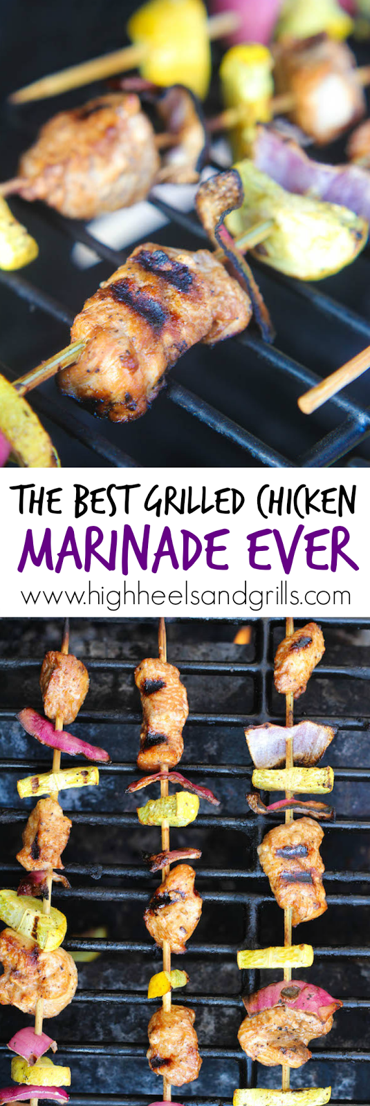 The Best Grilled Chicken Marinade Ever - I haven't found another marinade that can top this. Inspired from Sanpete County's Barbecue Turkey.